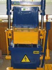 Продам Вибропресс ВП-750 для производства брусчатки.