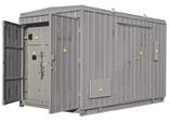 КТПГС  - комплектная   трансформаторная   подстанция