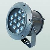 Прожектор  светодиодный  энергосберегающий  P-16-WI-XX-XX RGB