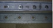 Трамвайная накладка Т62 ст.35Л ГОСТ 977-88 от собственника на нашем складе