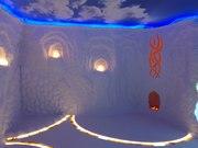 Соляная пещера,  галокамера,  ремонт и строительство