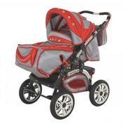 Продаю детскую коляску-трансформер польской фирмы Adamex