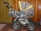 Продам детскую коляску-трансформер. Всесезонная